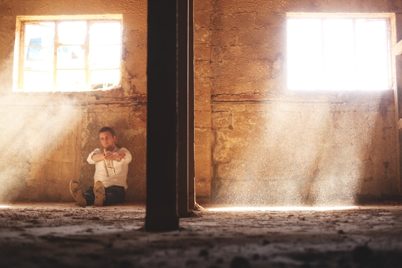 Angst und Einsamkeit